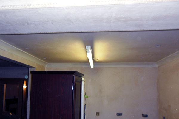 Ceiling plasterers