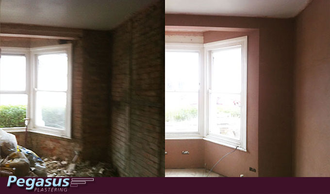 Plasterers in Finchley
