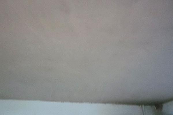 Plaster ceiling repairs North London.