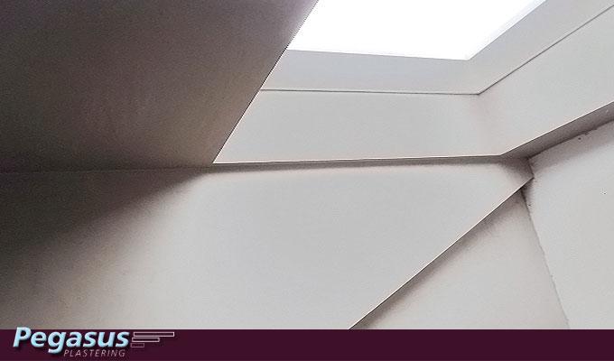 Loft plasterers in Enfield