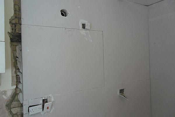 Plastering in Enfield