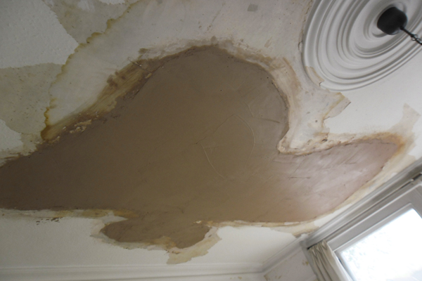 Lathe and plaster repairs
