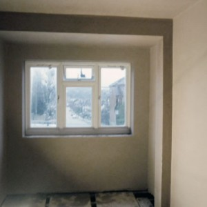 Plastering A Conversion in Southgate
