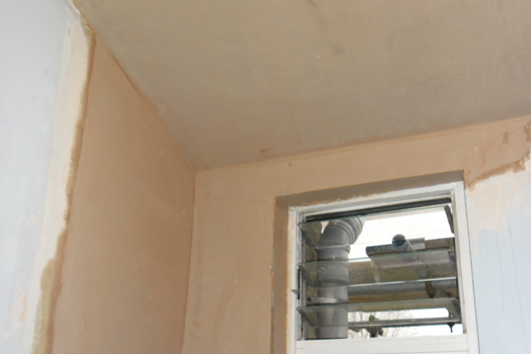 Wall and ceiling plastering