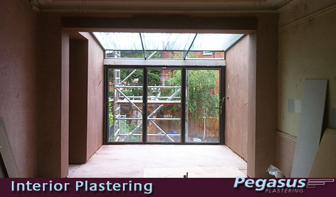 Plastering in Muswell Hill