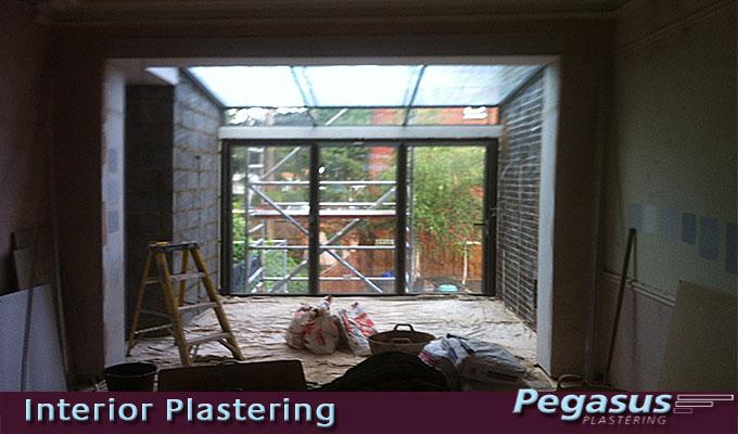 Plastering Extensions