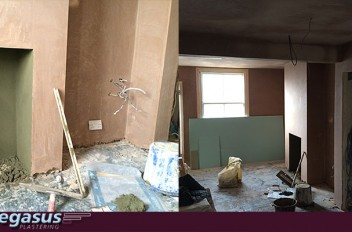 Plastering Walls and Ceilings in Hertford
