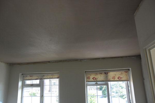 Plastering Ceilings