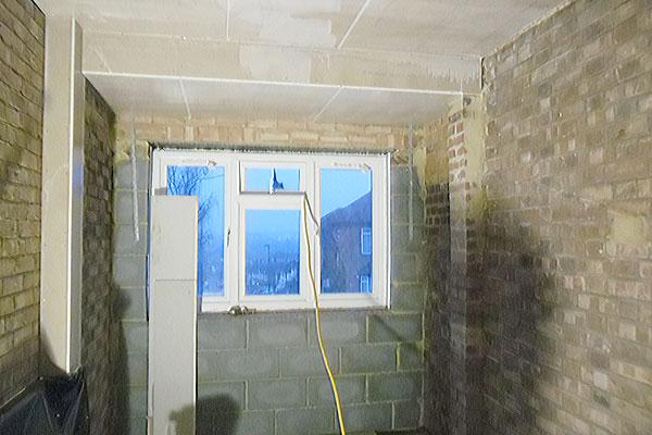 Interior Plastering