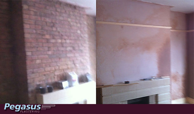 Plastering Finchley