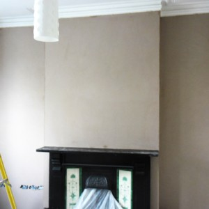 Wall Plastering Refurbishment Crouch End