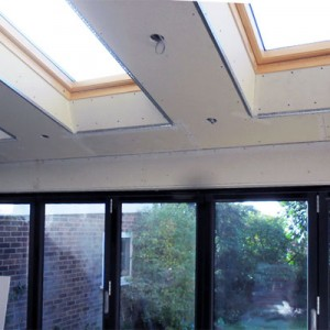 Kitchen-Diner Extension - Plasterers in Barnet