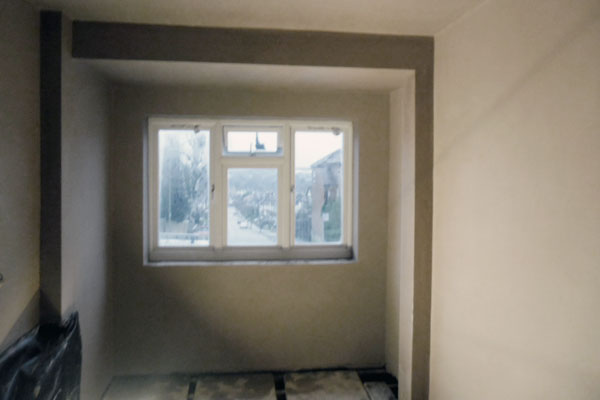 Plastering in Southgate