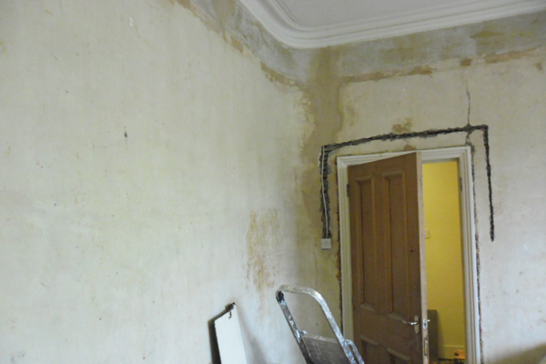 Plasterers in Crouch End