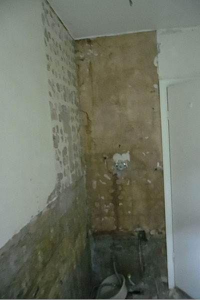 Pre plastering