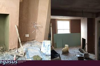Plastering Walls and Ceilings in Hertford